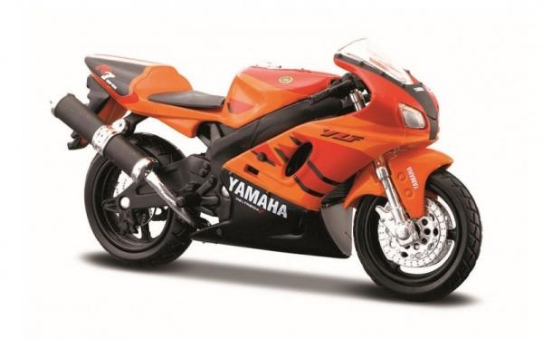 Model Motocykl Yamaha YZF-R7 z podstawką 1/18 (10139300/77556)