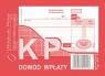 Dowód wpłaty KP 401-5
