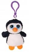 Breloczek pluszowy pingwin