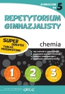 Repetytorium gimnazjalisty - chemia (wydanie limitowane z tablicami przedmiotowymi)