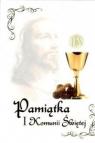 Pamiątka Pierwszej Komunii Św. - biała wyd.2 Praca zbiorowa