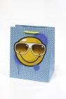 Torba papierowa jumbo Smiley
