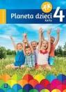 Planeta dzieci. Sześciolatek. Karty pracy. Część 4 praca zbiorowa