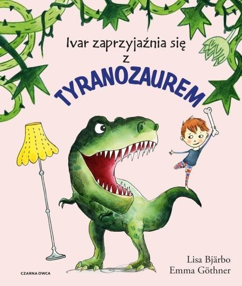 Ivar zaprzyjaźnia się z tyranozaurem Bjarbo Lisa