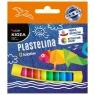 Plastelina mała 12 kolorów (PM12KKA)
