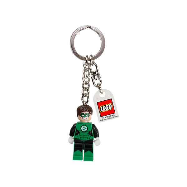 LEGO Green Lantern brelok (853452)