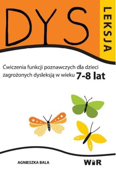 DYSLEKSJA 7-8 LAT Agnieszka Bala