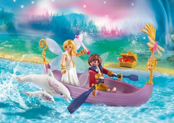 Romantyczna łódka wróżek (70000)