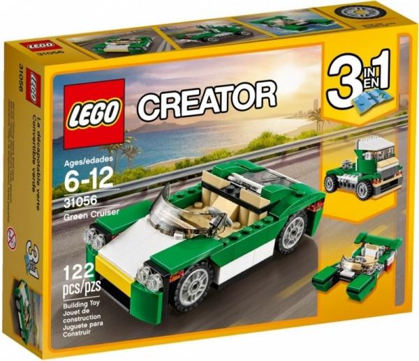Creator Zielony krażownik (31056)