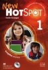 New Hot Spot 1 Podręcznik z płytą CD