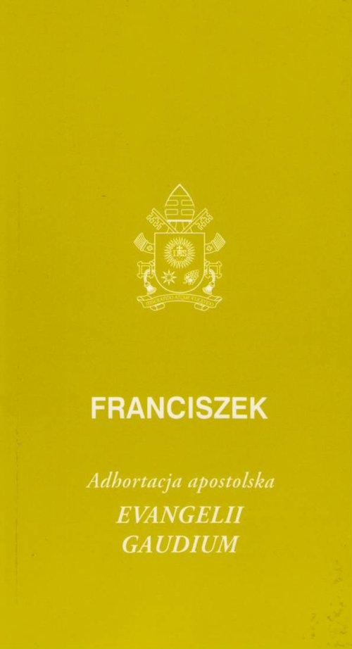 Evangelii gaudium Franciszek
