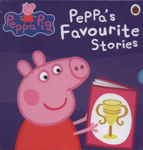Peppa Pig Favourite Stories 10 books box set
