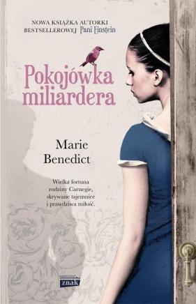 Pokojówka miliardera Marie Benedict
