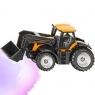 Traktor JCB Fastrac z przednią ładowarką (1356)