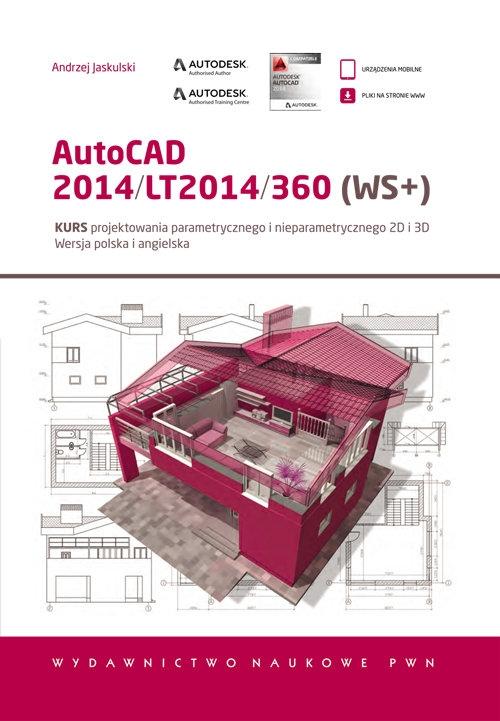 AutoCAD 2014/LT2014/360 (WS+) Jaskulski Andrzej