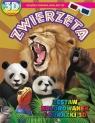 Kolorowanki 3D Zwierzęta