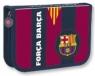 Piórnik pojedyńczy 2 klapki FC Barcelona ASTRA