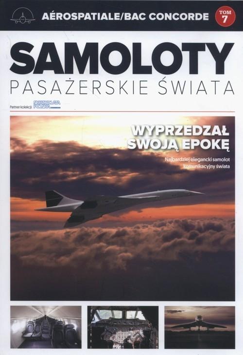Samoloty Pasażerskie Świata Aerospatiale/BAC Concorde