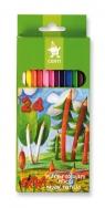 Kredki Centi polimerowe niełamliwe 24 kolory