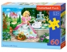 Puzzle 80: Princess with Swan (B-066056)