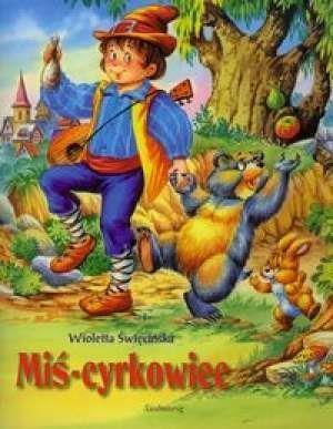 Miś-cyrkowiec Święcińska Wioletta