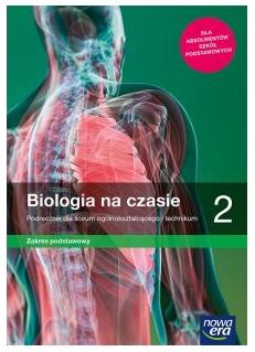 Biologia na czasie 2. Podręcznik dla liceum ogólnokształcącego i technikum. Zakres podstawowy Anna Helmin, Jolanta Holeczek