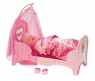 Łóżeczko dla lalek Baby born Princess Bed (819562)