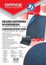 Okładki do bindowania Office Products A4 skóropodobna 100 sztuk