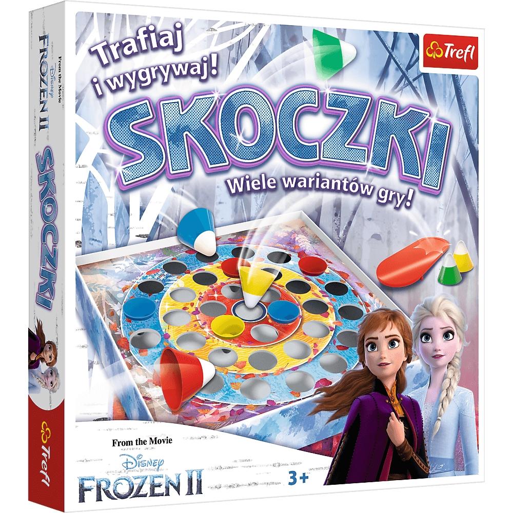 Skoczki - Frozen 2 (01902)