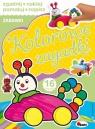Kolorowe zagadki Zabawki Kozera Piotr