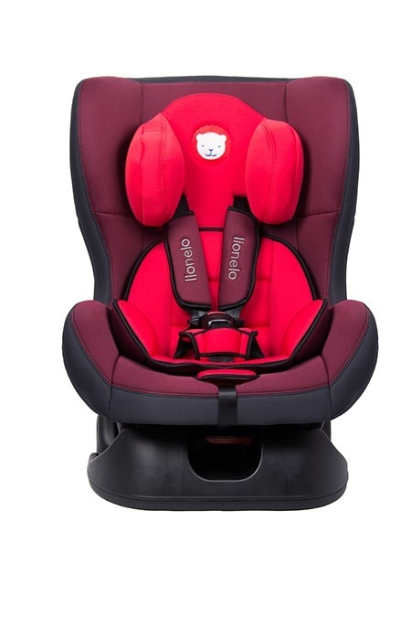 Fotelik 0-18 kg Liam Plus red (51563)
