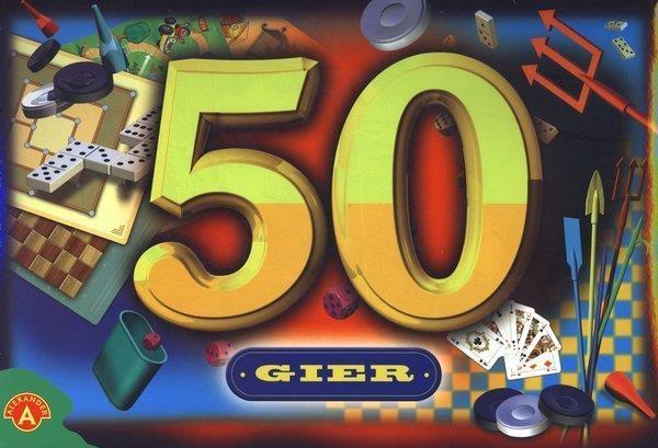 Świat 50 gier  (0156) (Uszkodzone opakowanie)
