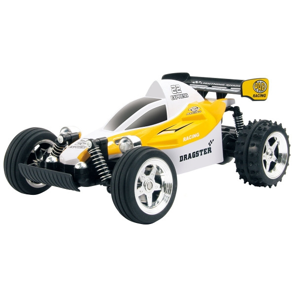 BUDDY TOYS Buggy Toys, żółty (BRC20T11)