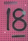 Karnet 18 urodziny różowe DK-358
