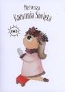 Karnet B6 Komunia Dziewczynka Henry