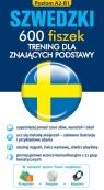 Szwedzki 600 fiszek Trening dla znających podstawy Wiśniewska Magdalena