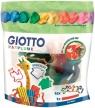 Foremki do Plasteliny Giotto Patplume, 16 wykrojników - foremek (688700)