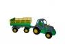 Osiłek traktor z przyczepą Nr2