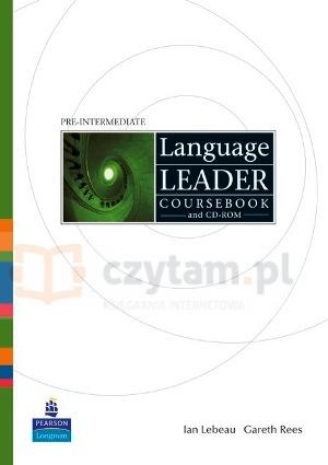 Language Leader Pre-Int SB z CDR+LMS AcCard Gareth Rees, Ian Lebeau, David King