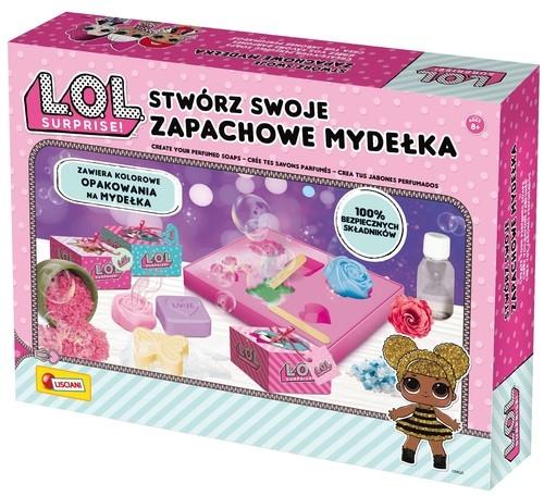 LOL Surprise! Stwórz swoje zapachowe mydełka (PL69514)