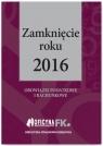 Zamknięcie roku 2016 Trzpioła Katarzyna