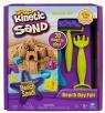 Kinetic Sand: Piasek kinetyczny - Zabawa na plaży (6037424)