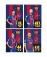 Teczka z gumką A4 FC Barcelona ASTRA