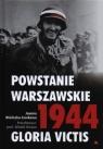 Powstanie Warszawskie 1944 Gloria Victis + CD Wieliczka-Szarkowa Joanna