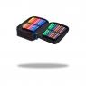 Coolpack - Jumper 3 - Piórnik potrójny z wyposażeniem - Football (C67230)