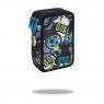 Coolpack Jumper 3, piórnik potrójny - Football (C67230)