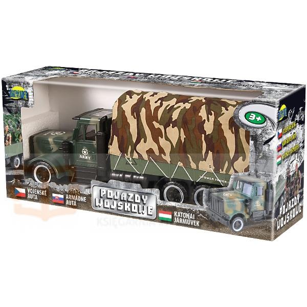 DROMADER Pojazdy wojskowe (00756)