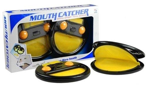 Gra CATCH BALL złap piłkę dla 2 osób w kartonie