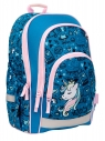 Hama, plecak szkolny - Blue Unicorn (183854)