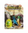 Dinozaury z jajkiem